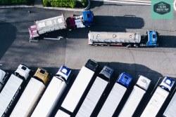 Repos et sécurité garantis sur le parking CTS à Calais