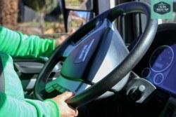 Parking tout confort pour les conducteurs routiers