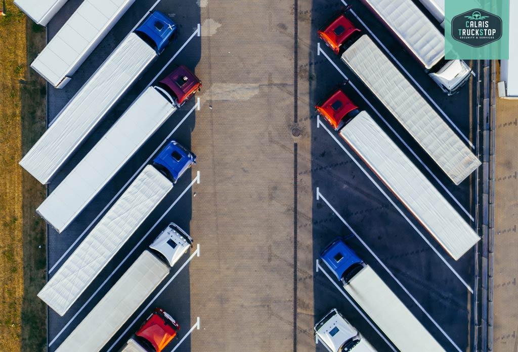 Comment trouver un stationnement sûr pour vos conducteurs PL ?