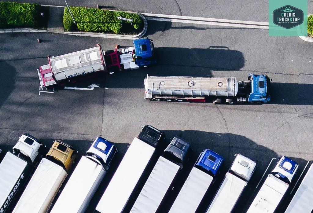 Stationner en sécurité: une priorité pour les transporteurs