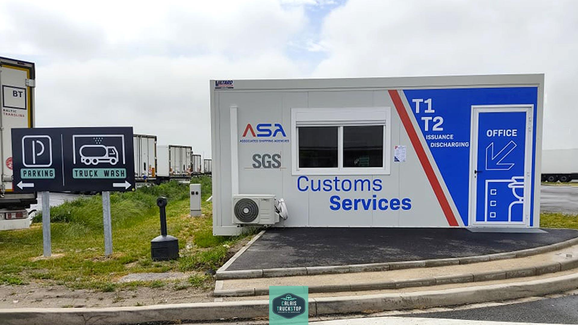 Customs formalites